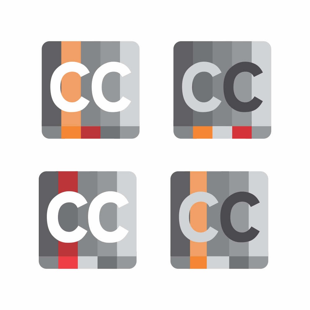 CC | Contrast Collective | Alternate Logos